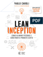 Lean Inception Free