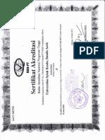 Akreditasi Universitas