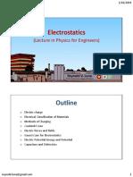 Electrostatics