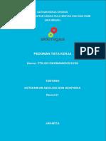 PTK 061 - Penentuan Status Eksplorasi