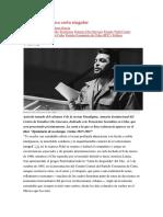 CHE Che Guevara Una Carta Singular