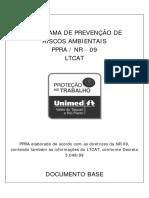 PPRA Funilaria Zanette Ltda 90002529 Rev11 2018...2019