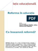 Legislatie educationala