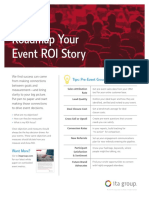 Roadmap Your Event Story Worksheet