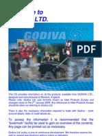 Godiva Sales Info Iss 19 03-2009