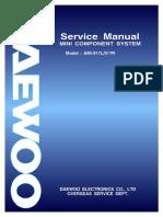 Daewoo AMI-917 Audio(1)