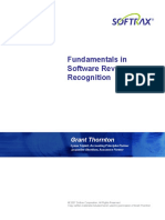 Fundamentals Software.revenueRecognition