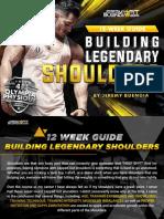 Building Legendary Shoulders e Book Final