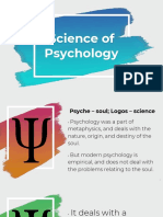 Science of Psych