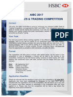 Competition HSBC