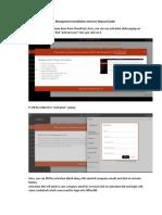 Asset Management Installation Guide
