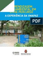 Livro - Aprendizagem Socioambienta Em Livre Percurso - V12 - Web 1355257931