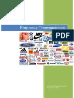 Empresas Transnacionais. LISA