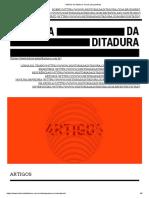 História Da Ditadura_ Novas Perspectivas