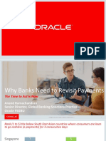 From Core Payments to Oracle Banking Payments
