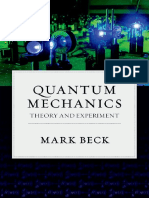 Quantum mechanics. Theory and experiment.pdf