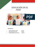 La Educacion Peruana-Realidad Nacional.docx