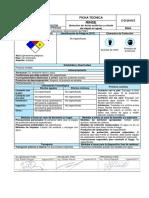 5-D-2610 Rinse (soluci�n acido Sulf�rico y nitrato n�quel agua)