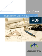 Engeering graphic 1st year