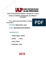 Practica 1 de Microbiologia General