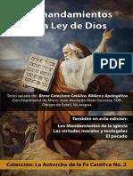 Los Mandamientos de La Ley de Dios