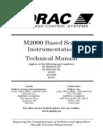 M2000 based seal