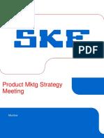 Prod Mktg Strategic Plan
