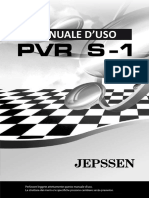 Manuale d'Uso JEPSSEN JS-1