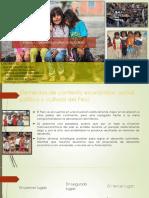 Pobreza y Desarrollo Urbano en El Perú