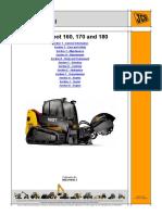 JCB 170, 170HF, 180, 180HF ROBOT Service Repair Manual SN(1602000 to 1604999).pdf