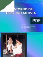 Trastornos Del Espectro Autista Ppt