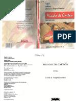 Vdocuments.mx Mundo de Carton Gloria Alegriapdf