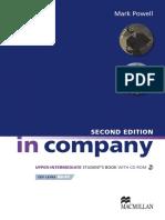 1in Company Upper Intermediate Student s Book