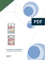 Treball Lactancia Artificial