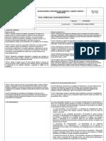 Planificación Clase Demostrativa