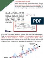 Fundamentals of electromagnetic spectrum