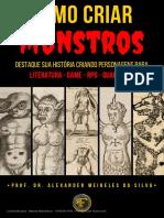eBook _Como Criar Monstros