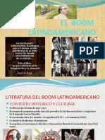 Literatura Del Boom Latinoamericano