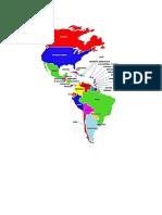LISTADO CON LOS PAÍSES Y CAPITALES DE AMÉRICA.docx