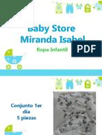Catalogo Babystore