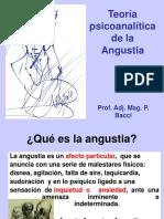 Teórico de Angustia Pilar