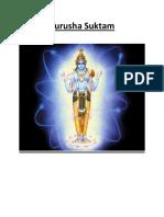 Purusha Suktam Translation and commentary.pdf