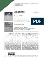 Cuentos 1880 y Creaciones 1883 de Eduarda Mansilla
