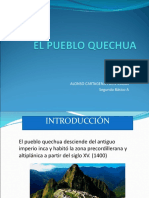 El Pueblo Qchua