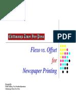 Flexo vs Offset