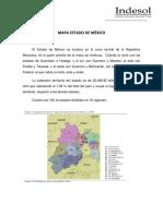 3.3 Mapa Edo Mexico Region IV XIV