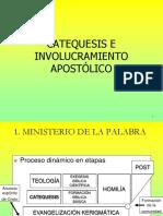 7. Catequesis e Involucramiento Apostólico