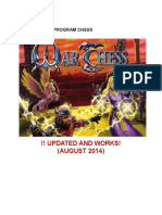 WAR CHESS 3D PROGRAM CHESS.docx