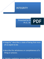 Integrity.............6