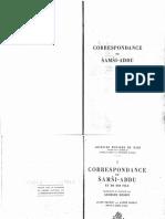 ARM_1 - Correspondance de Samsi-Addu Et de Ses Fils